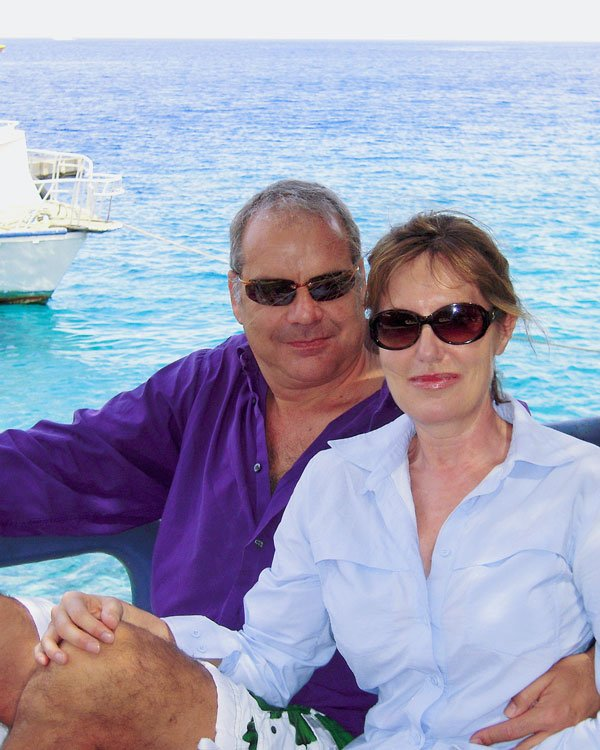 Janice-and-George-in-Greece