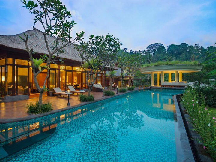 Best luxury hotels in Bali