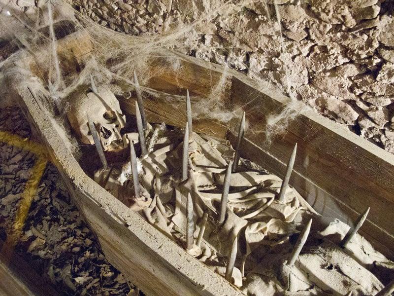 Guanajuato Mummy Museum, Mexico
