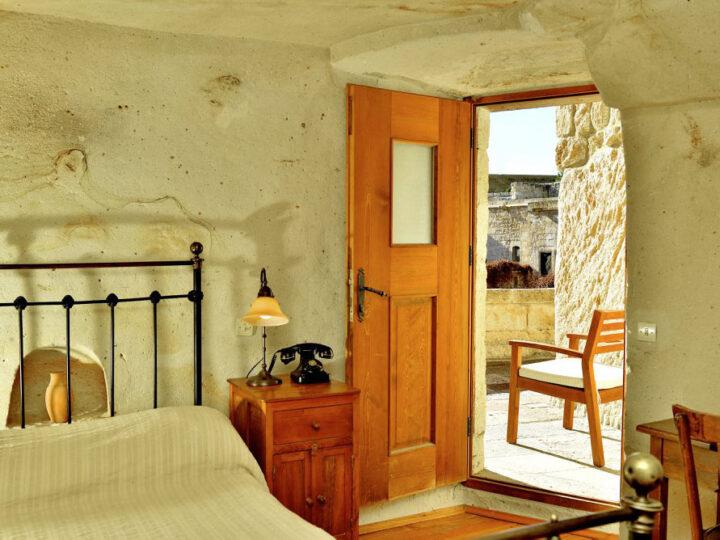 Esbelli Evi Cave Hotel