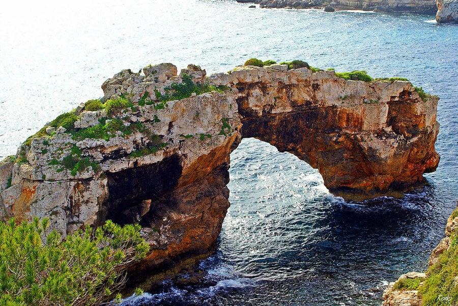 Es Pontes in Mallorca