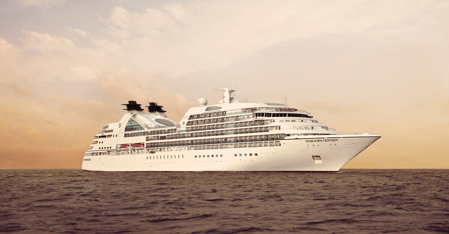 Morocco cruise on the Seabourn Odyssey