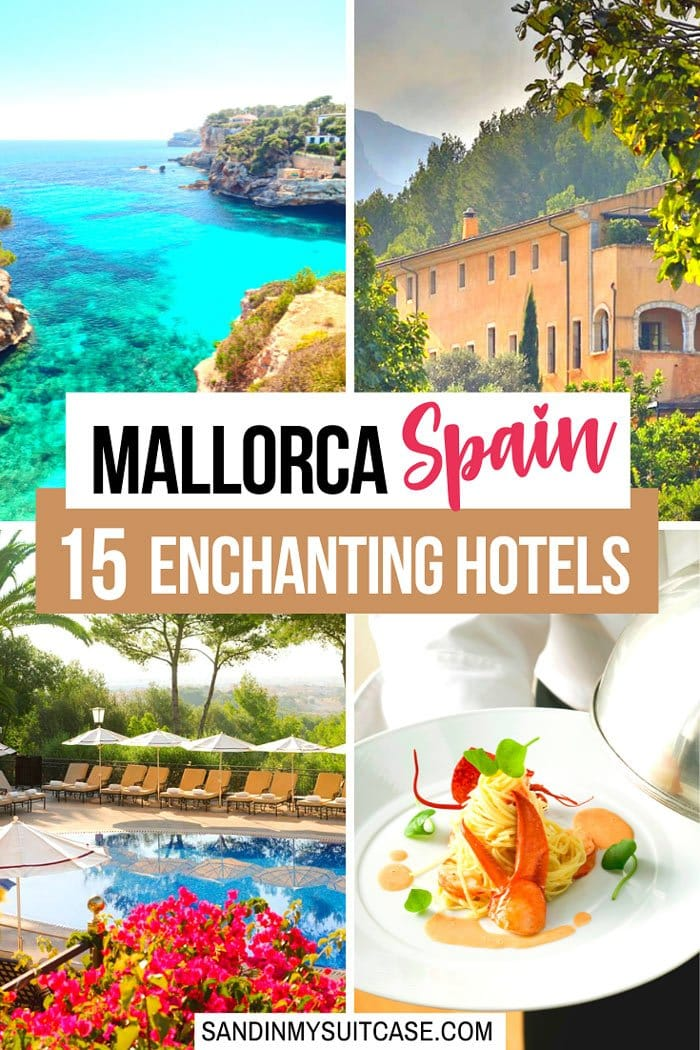 Where to stay in Mallorca? Check out these best areas and hotels.
