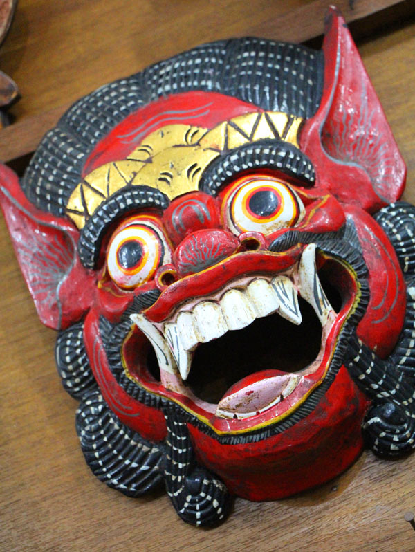 Balinese mask
