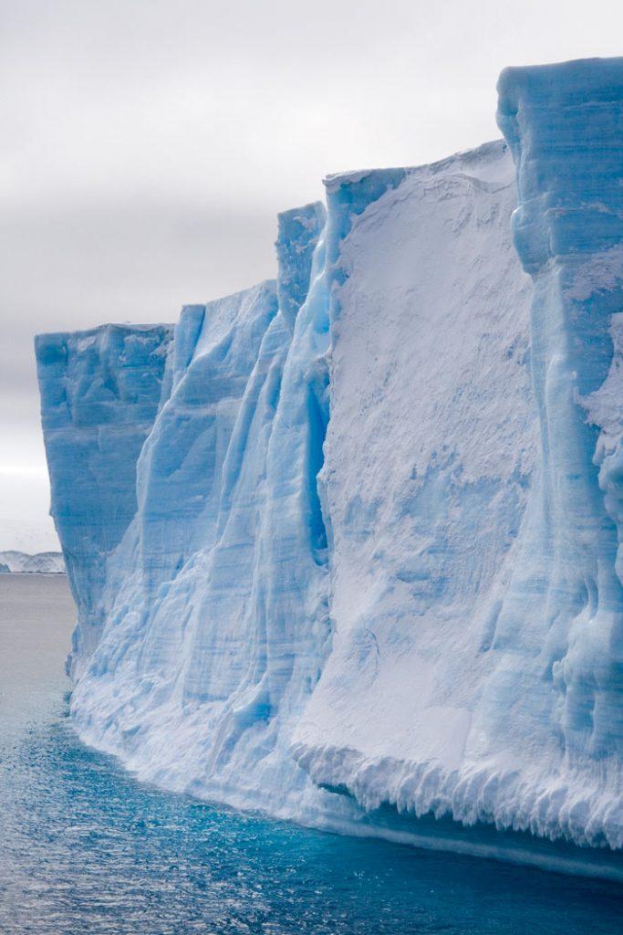 Antarctica icebergs