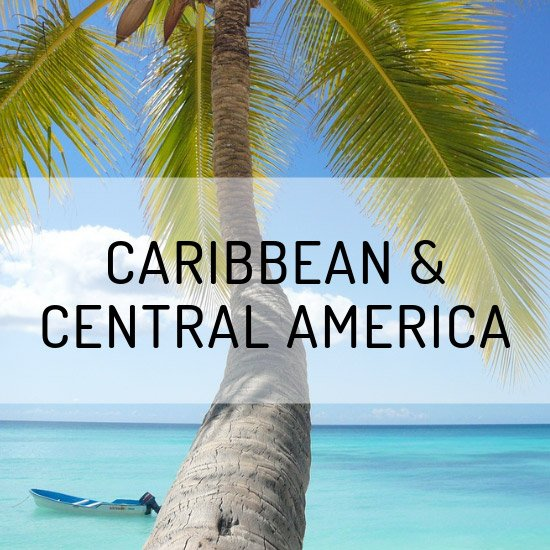 Caribbean and Central America blog posts