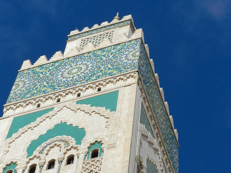What to see in Casablanca? The Hassan II Mosque