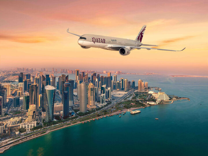 What's it like to fly Economy on Qatar Airways?