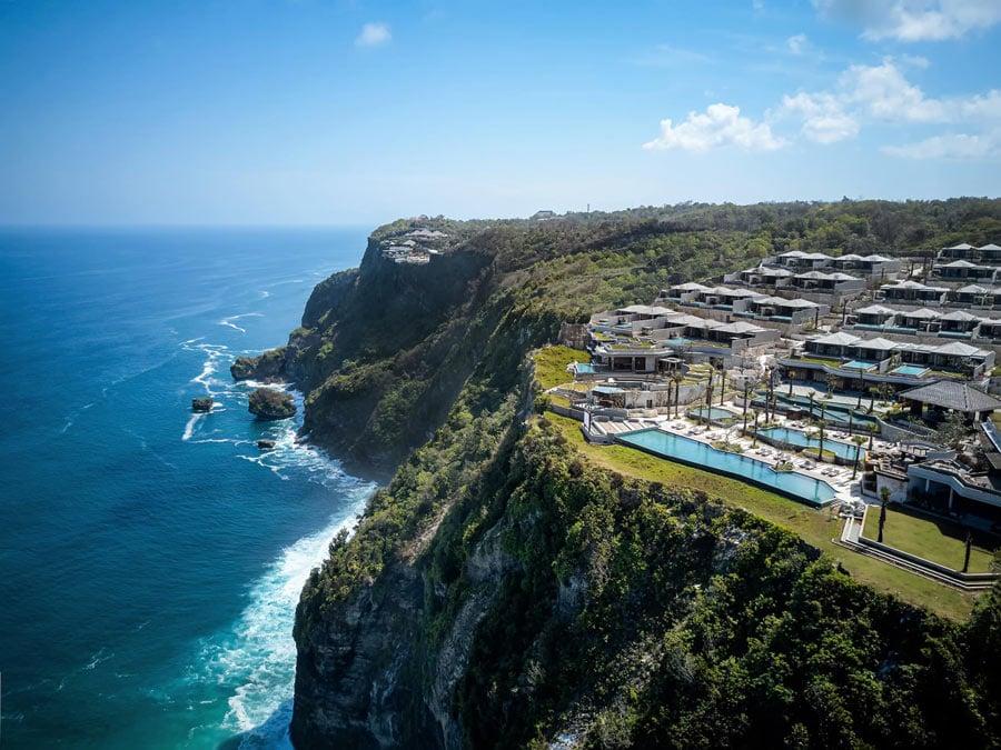 Six Senses Uluwatu is a deluxe new eco-resort in Bali