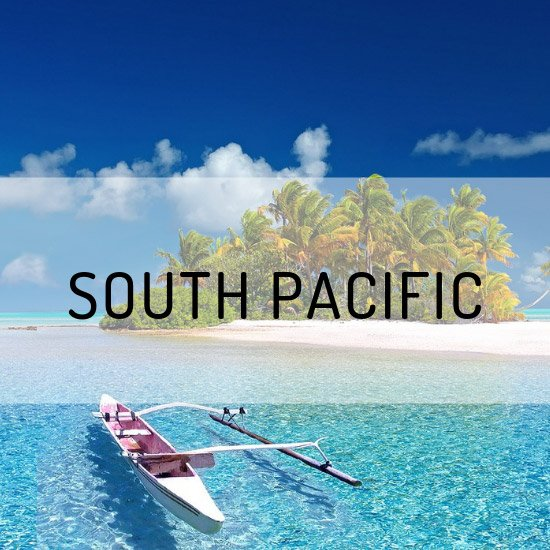 South Pacific blog posts