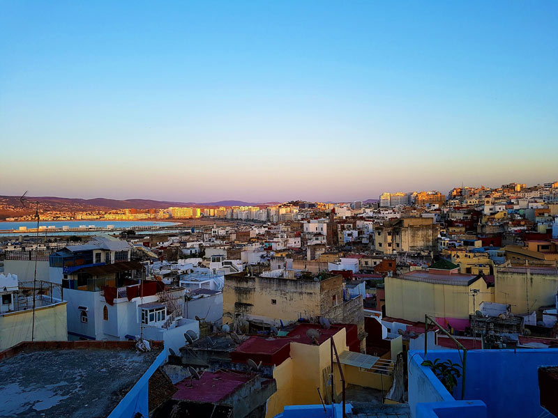 Cruising to Morocco: Tangier