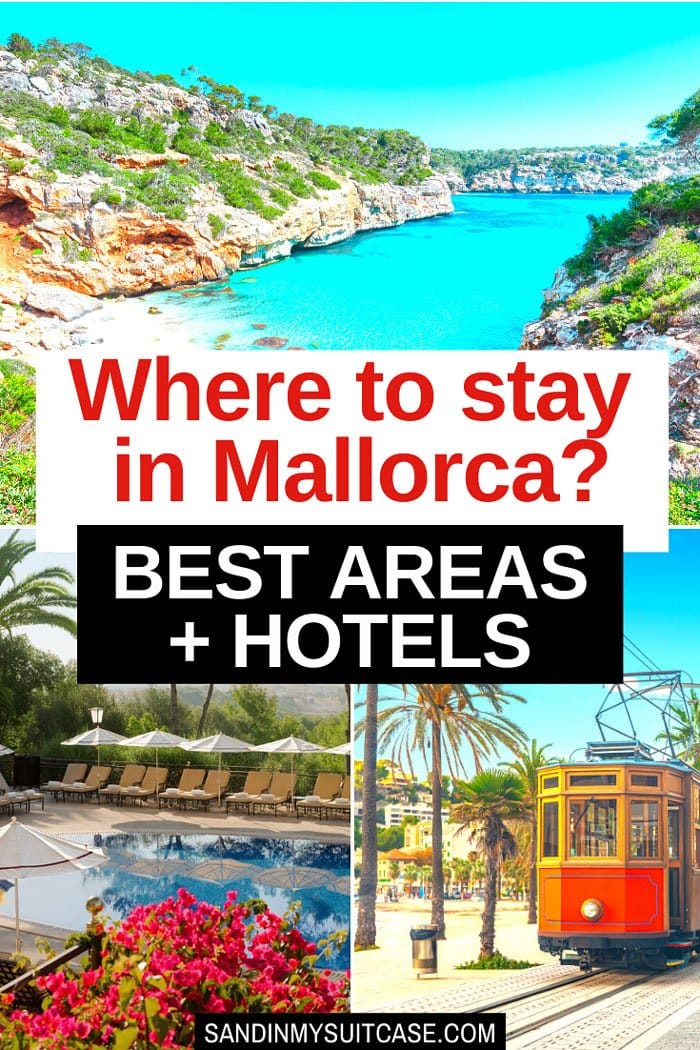 Where to stay in Mallorca? Check out the best places to stay in Mallorca here!
