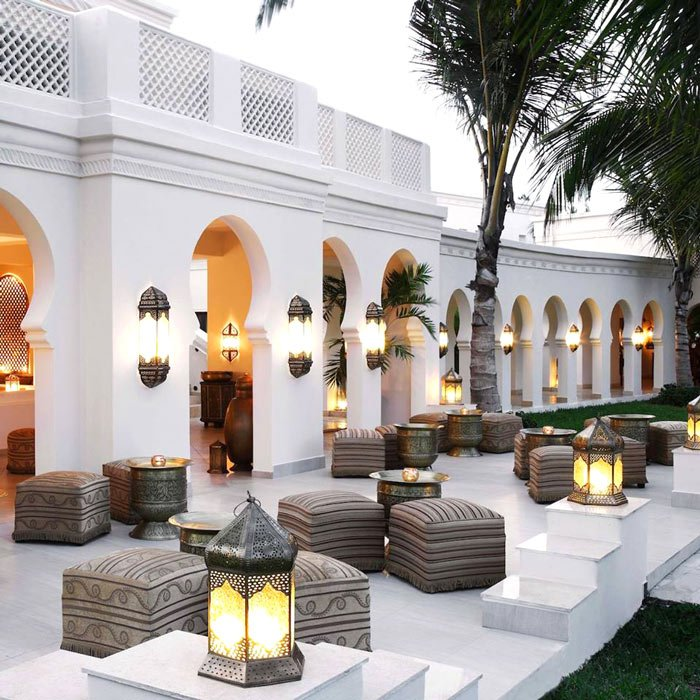 Baraza Resort & Spa in Zanzibar has 30 deluxe private pool suites