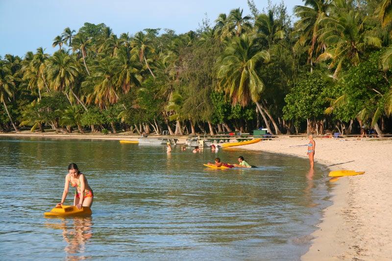Cruising Fiji: Nanuya Lailai