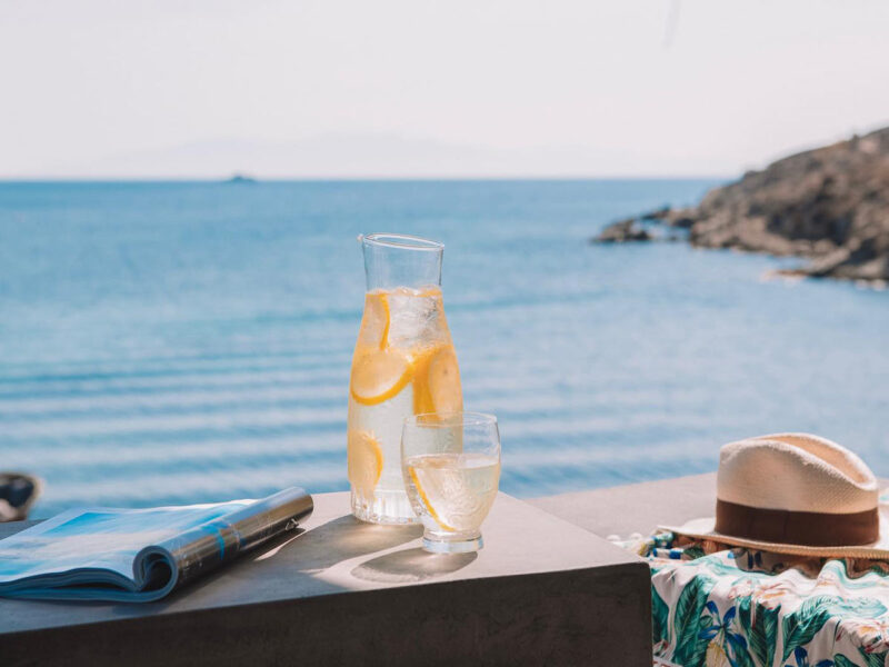 Chic Greek: Mykonos beach hotels and travel guide