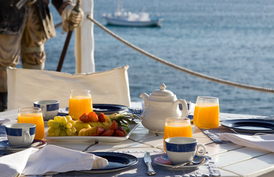 Kivotos is one of the best Mykonos beach hotels