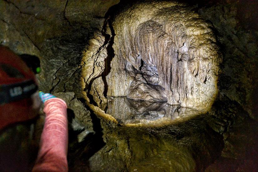 Horne Lake Caves, BC