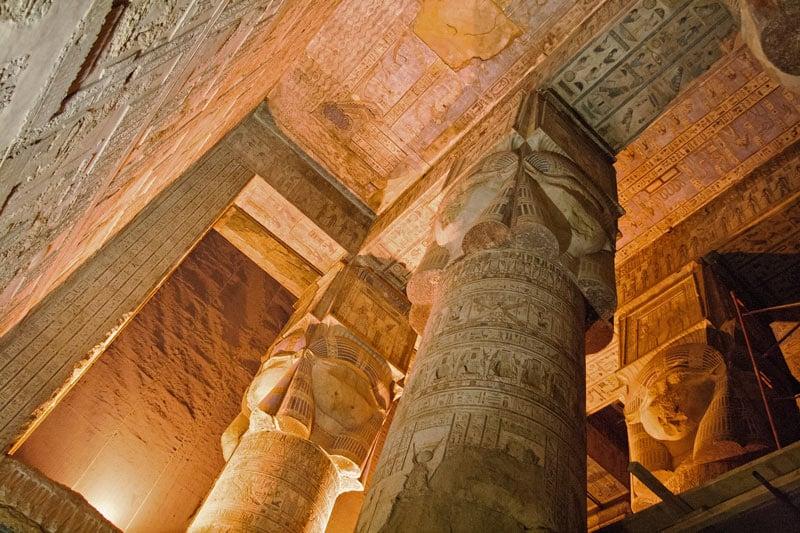 Hathor Temple, Egypt