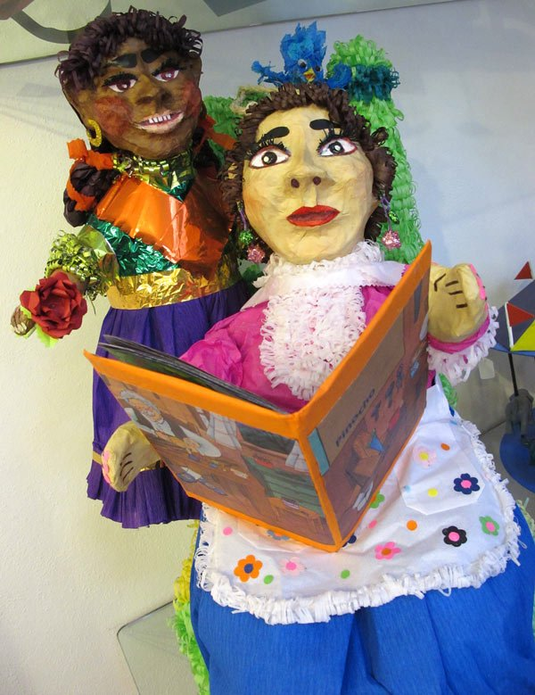 The toy musuem in San Miguel de Allende is fun to visit!