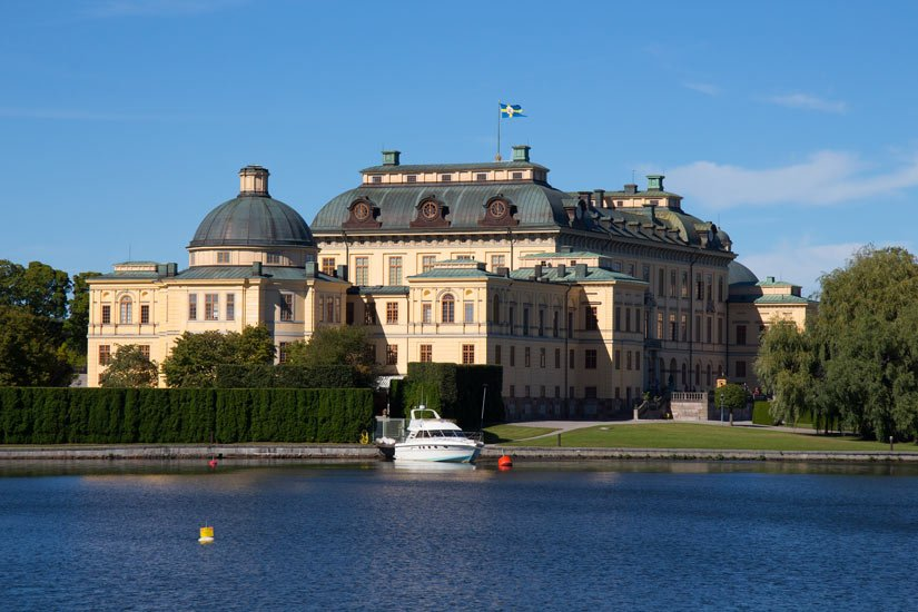 Drottningholm Palace: Day trip from Stockholm