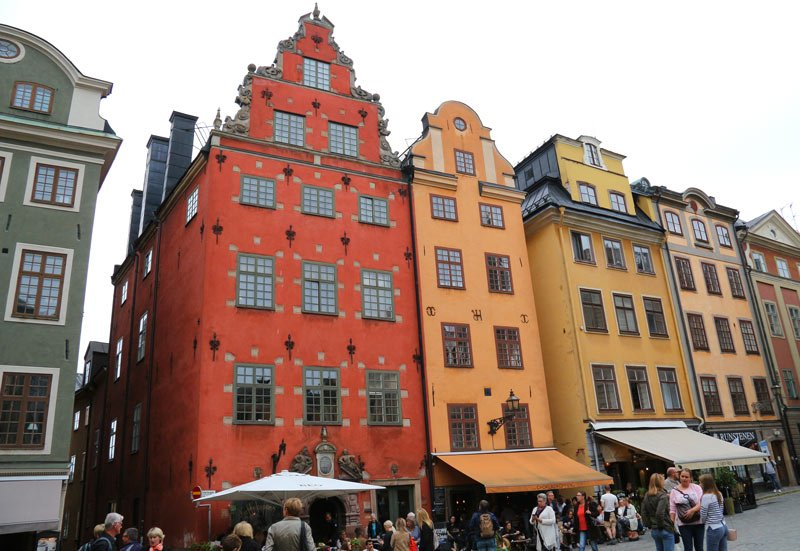 Things to do in Gamla Stan - see Stortorget