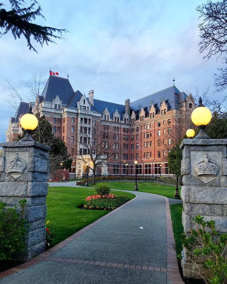 5 star hotel in Victoria, BC