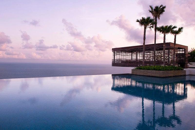 Villas with private pools? Check out Alila Villas Uluwatu in Bali