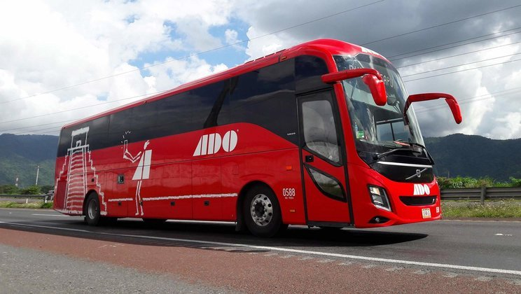 One of the largest Mexico bus lines, ADO offers many routes from Mexico City