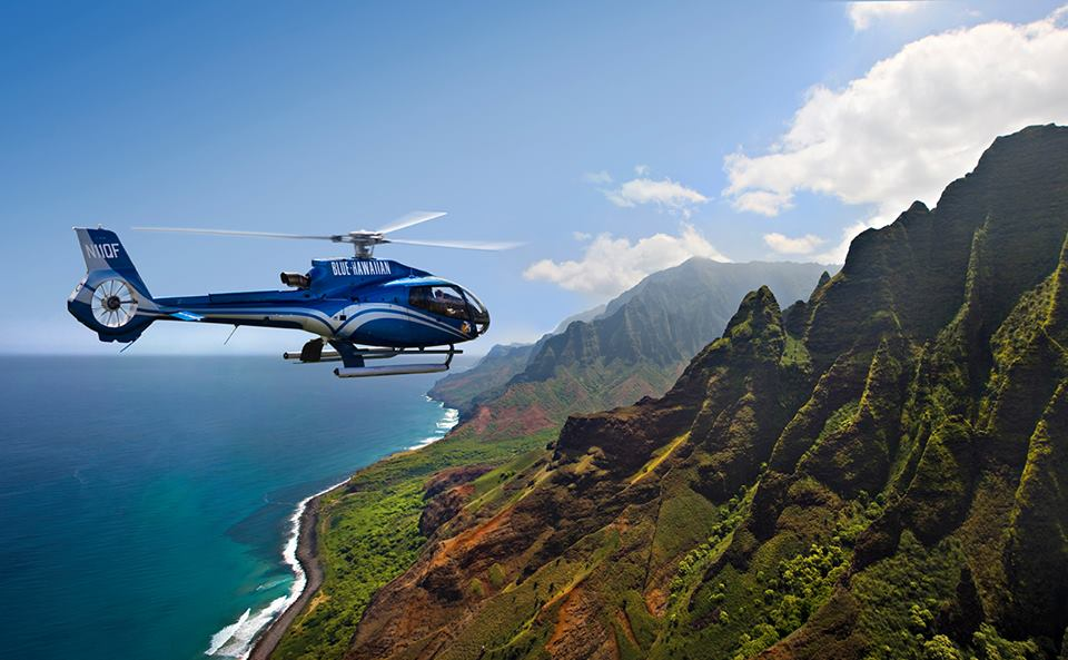 One of the best things to do in Kauai? A Kauai helicopter tour