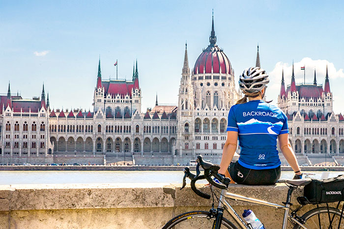 Want to bicycle hard? AmaWaterways works with award-winning adventure company Backroads
