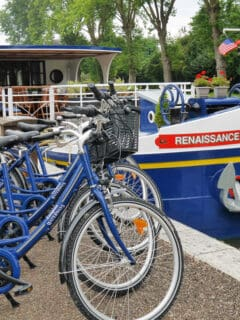 Bicycling on River Cruises
