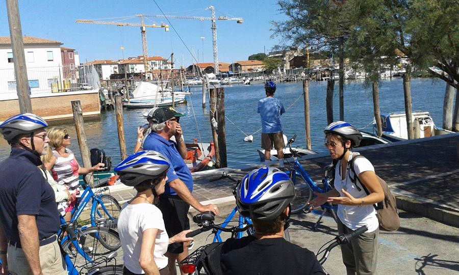Uniworld bike-and-boat tour