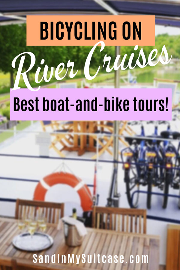 bike and boat cruises