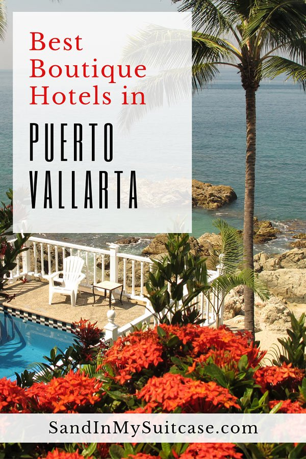 Check out our guide to the best boutique hotels in Puerto Vallarta and Punta Mita!