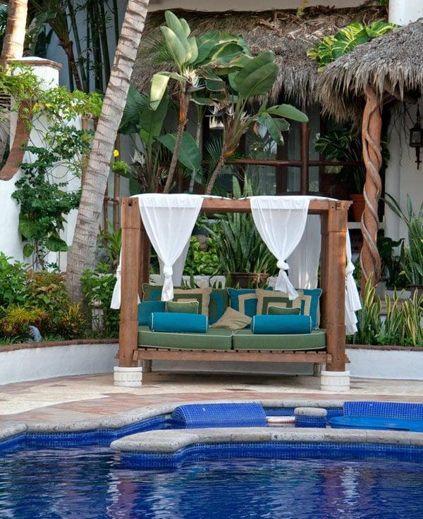 Pool at Casa de Mita