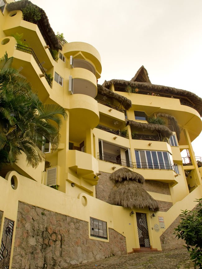 Casa Isabel is one of the best places to stay in Puerto Vallarta for affordable luxury