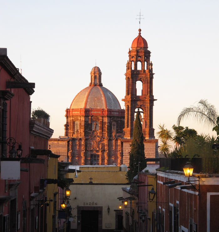 Church of the Immaculate Conception, San Miguel de Allende