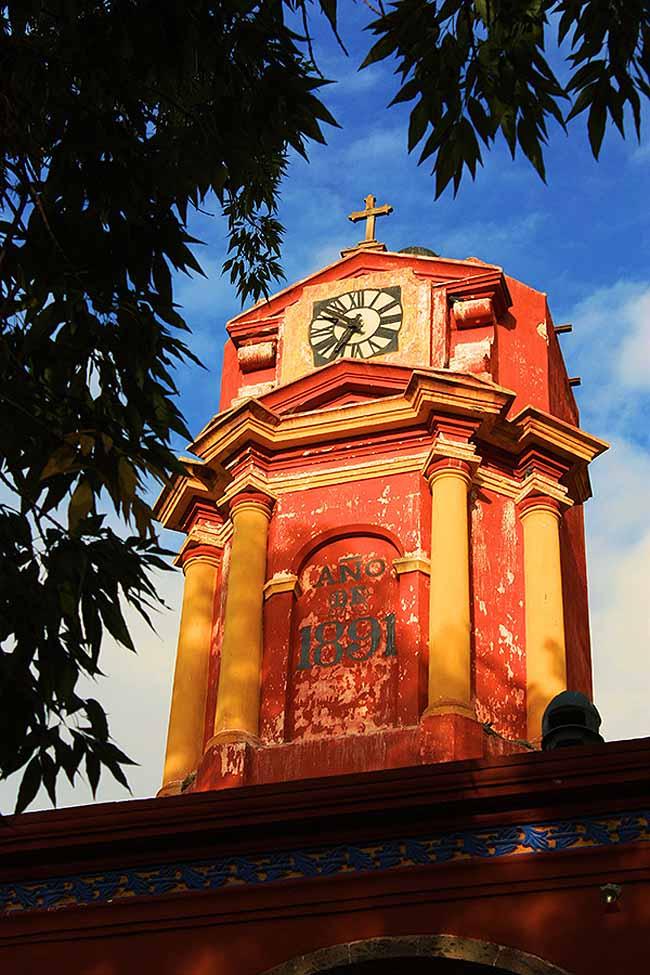 Paseo del Chorro, San Miguel de Allende