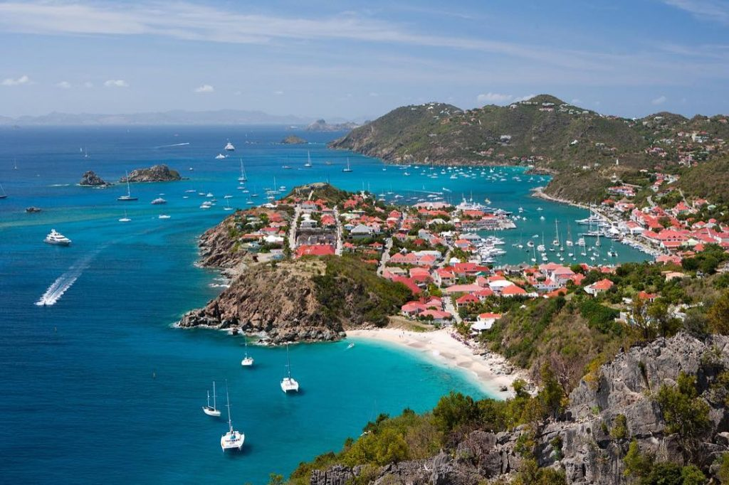 St Barth is one of the hippest islands for a Caribbean villa vacation