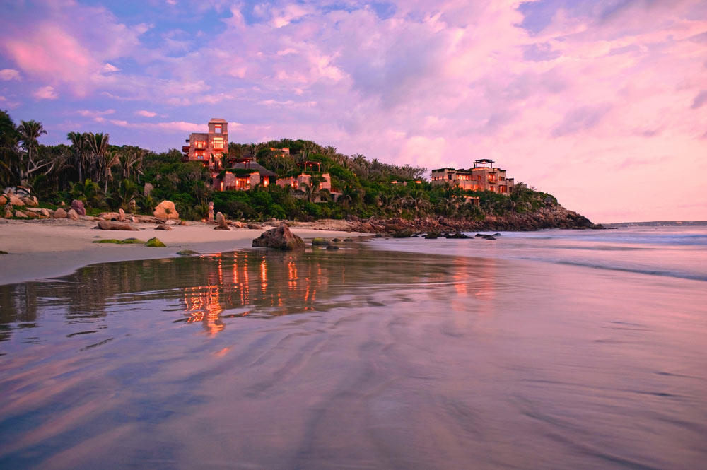 Imanta, a Punta de Mita hotel, attracts celebrities and royalty