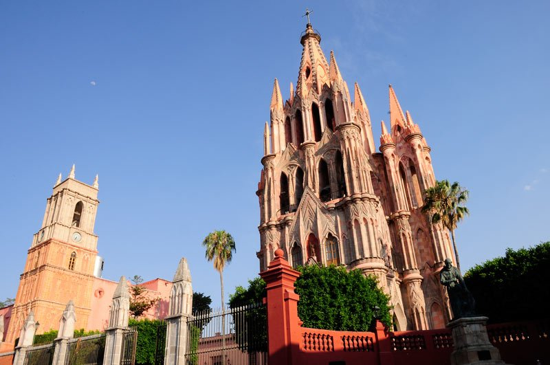San Miguel de Allende is considered one of the best cities in the world