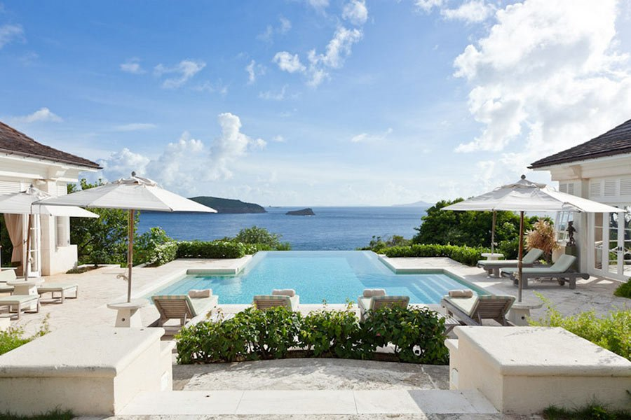 Princess Margaret hosted Mick Jagger at her Mustique villa, Les Jolies Eaux