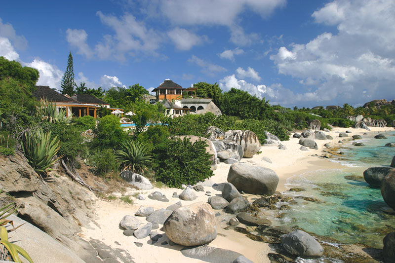 If Virgin Gorda interests you, ask about this Caribbean villa from McLaughlin Anderson