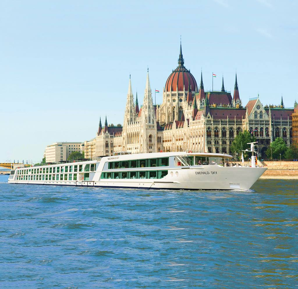 Active tours on Emerald Waterways include biking in Austria's Wachau Valley and canoeing on Portugal's Douro River.