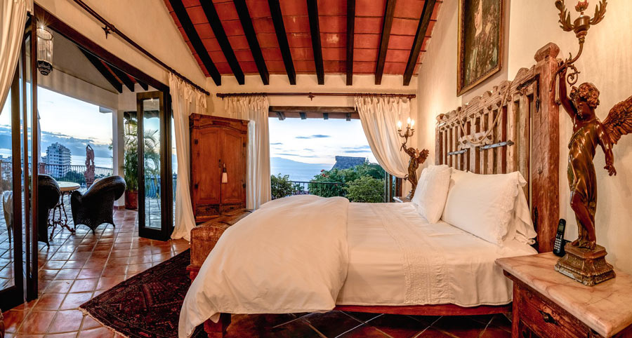 Hacienda San Angel is one of the best boutique hotels in Puerto Vallarta