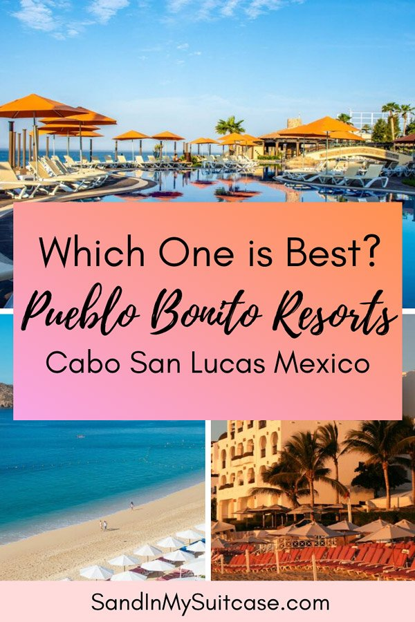 Pueblo Bonito Resorts in Cabo San Lucas