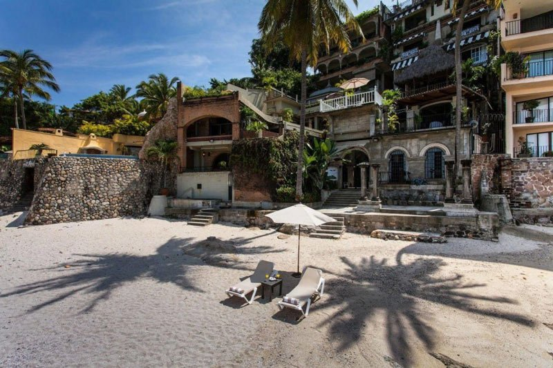 Quinta Maria Cortez is a great boutique hotel in Puerto Vallarta
