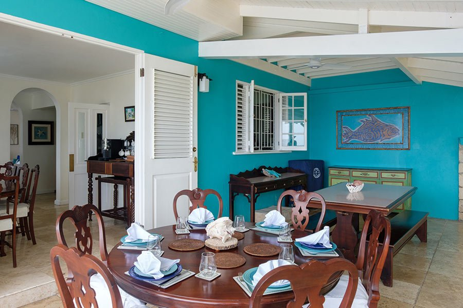 """Scotch on the Rocks"" is one of the finest luxury villas in Jamaica for rent"