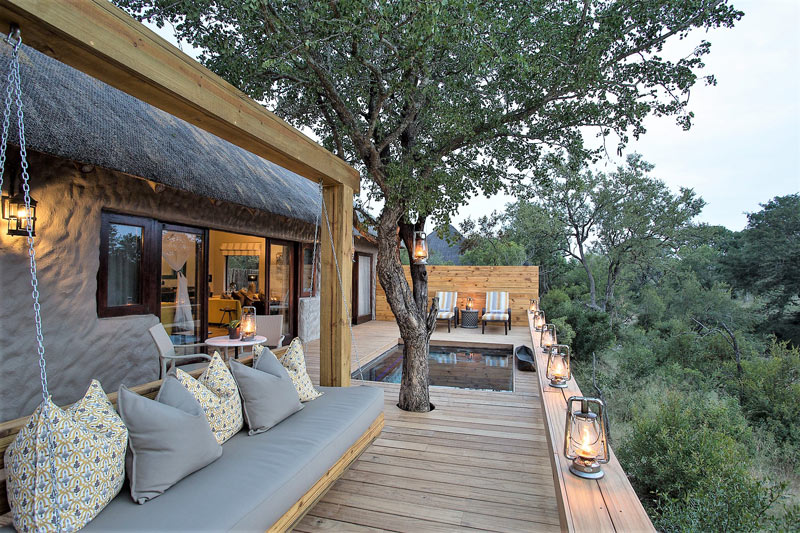 Simbambili Game Lodge is one of the premier Sabi Sands lodges