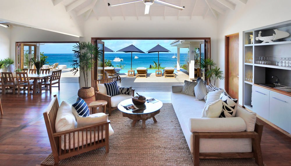 TRIBU Villas currently has two 4-bedroom luxury villas on Mayreau